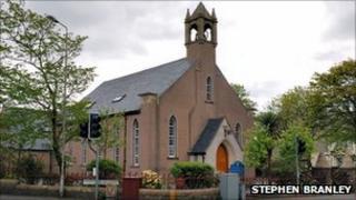 High Church, Stornoway - pic by Stephen Branley