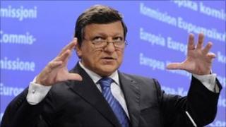 EC President Jose Manuel Barroso