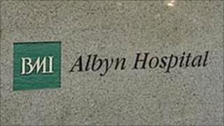 Albyn Hospital