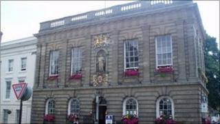 Warwick Courthouse