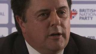 Nick Griffin, BNP Chairman