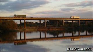 The A21 Tonbrige bypass