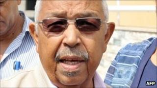Former Cape Verde President Pedro Verona Pires (August 2011)