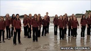 The Musical Originals Choir