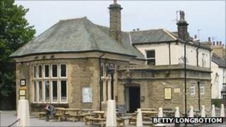 Mile Post pub, Harrogate