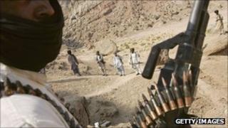 A Bugti guerrilla in Balochistan (January 2006)