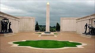 The National Memorial Arboretum - archive image