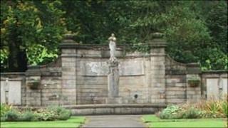 Todmorden war memorial