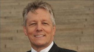 Peter Robinson was speaking at the Institute of Irish Studies in Liverpool