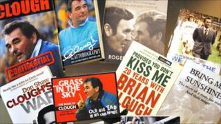 Books about Brian Clough at Waterstones