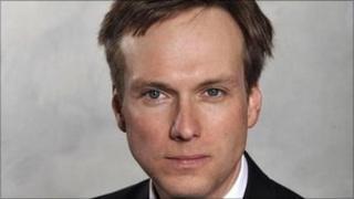Tory MP Henry Smith