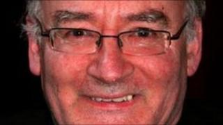Very Rev Nigel Godfrey