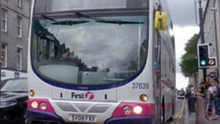 First Bus in Aberdeen