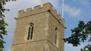 St James Church, Biddenham
