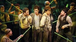 Peter and the Starcatcher - Photo: Joan Marcus