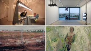 Turner Prize-nominated artworks