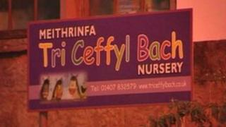 Tri Ceffyl Bach Nursery in Amlwch