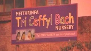 Meithrinfa Tri Ceffyl Bach