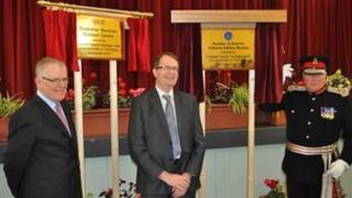 Chambers Institution opening