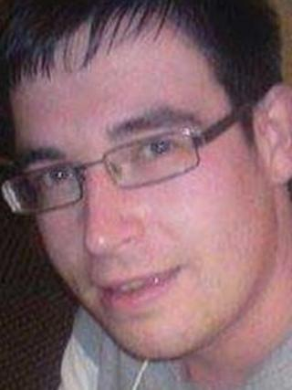 Stuart Walker was last seen alive two hours before his body was discovered
