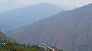 Mountains around Torbio