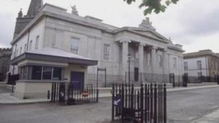 Bishop's Street Court House L'Derry