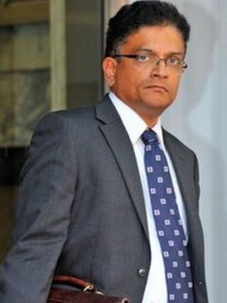 Dr Priyantha Kandanearachchi