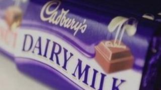 Dairy Milk bar
