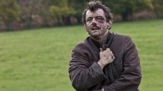 Michael Sheen in a scene from the film. Photo: Metrodome