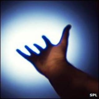 Reaching out to light