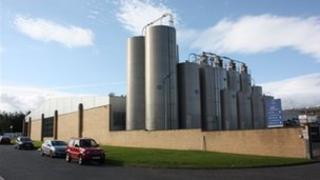 Veriplast factory in County Durham
