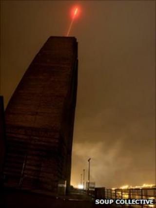 Birkenhead ventilation shaft