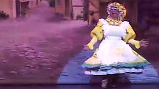 Hunstanton Princess Theatre pantomime 2006
