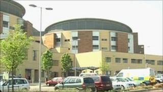 Queen's Hospital in Romford