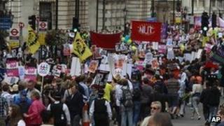 Public sector workers strike (June 30 2011)