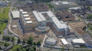 New University Hospital of North Staffordshire