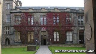 University of Aberdeen [Pic: Undiscovered Scotland]