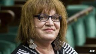 Anna Grodzka - Poland's first transsexual MP