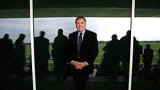 Simon Bazalgette, chief executive of The Jockey Club