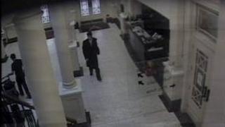 CCTV Footage Villa Marina