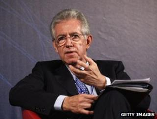 Mario Monti (image from May 2008)