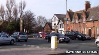 West Derby Village