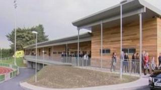 Parc Eirias events and sporting facility