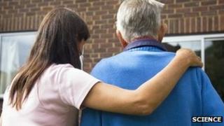 Age Cymru says 69% of elderly victims are elderly