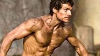 Henry Cavill as Theseus in Immortals