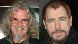 Billy Connolly Brian Cox