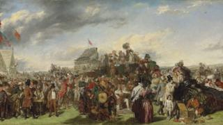 William Powell Frith's Derby Day, Christie's Images Ltd 2011