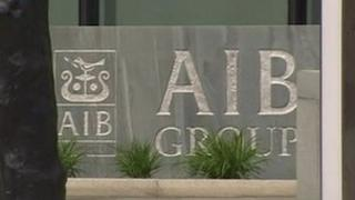 AIB Group sign