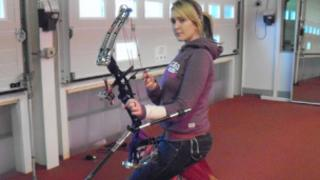 Danielle Brown, Paralympic archer