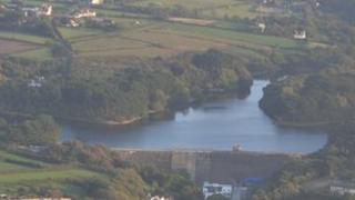 St Saviour's reservoir